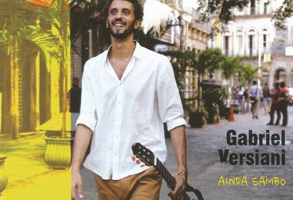 O samba jazz de Gabriel Versiani