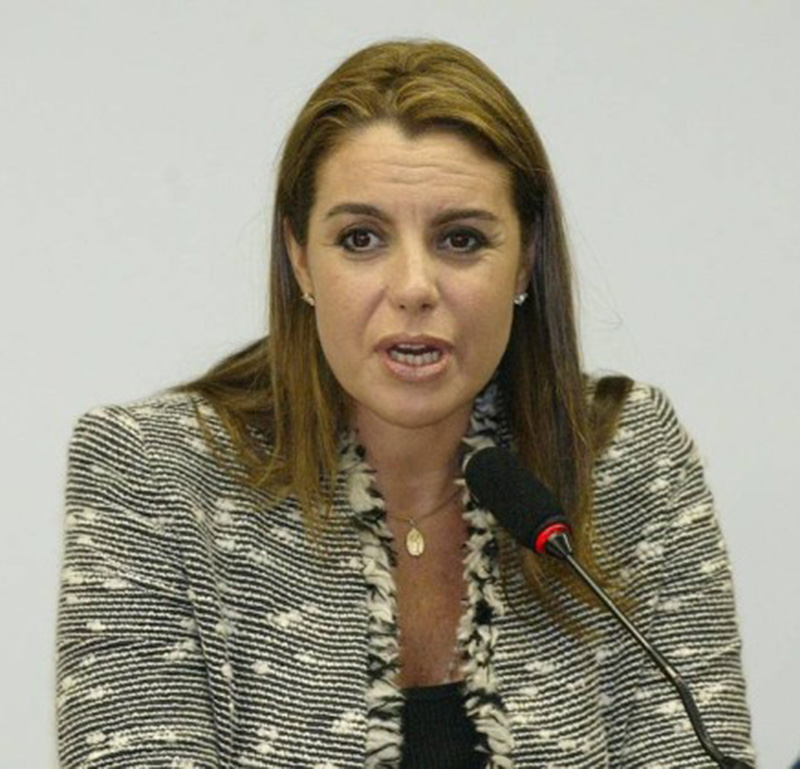 Foto17 Maria Christina Mendes Caldeira  Ex esposa de deputado do mensalão pede asilo aos EUA
