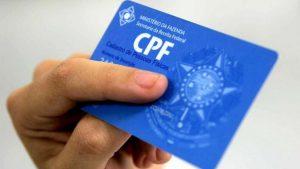 O serviço está disponível para brasileiros e estrangeiros residentes no Brasil, independentemente da idade