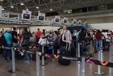 Receita Federal alerta viajantes sobre declaração de bens