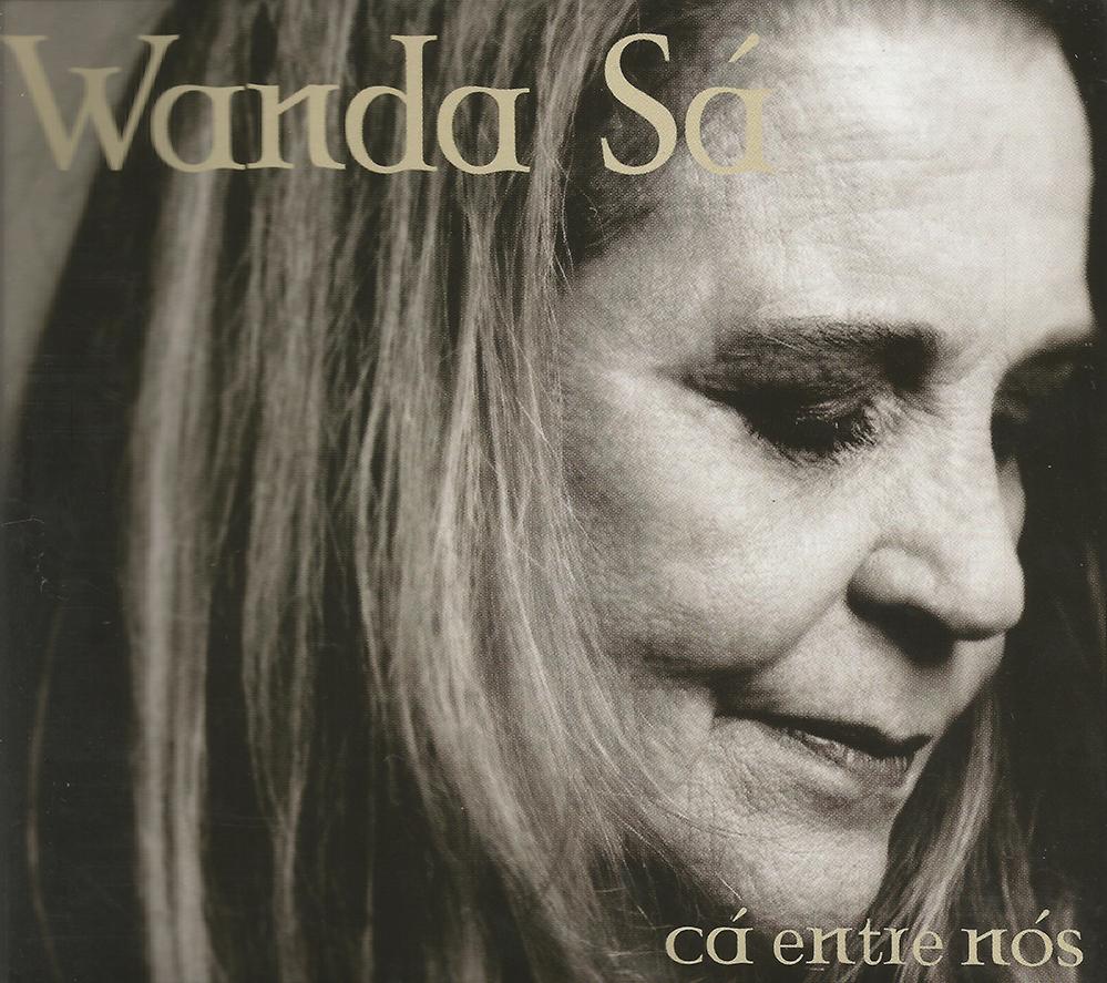 Capa CD Wanda Sa Viva Wanda Sá!