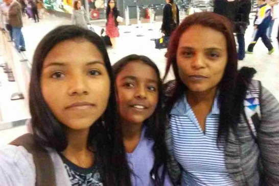 Brasileira pede ajuda para tirar filha de prisão da imigração