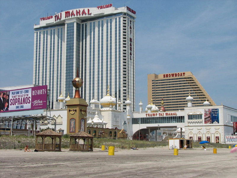 Foto5 Trump Taj Mahal Casino Resort  Nome de Trump é removido de cassino em NJ