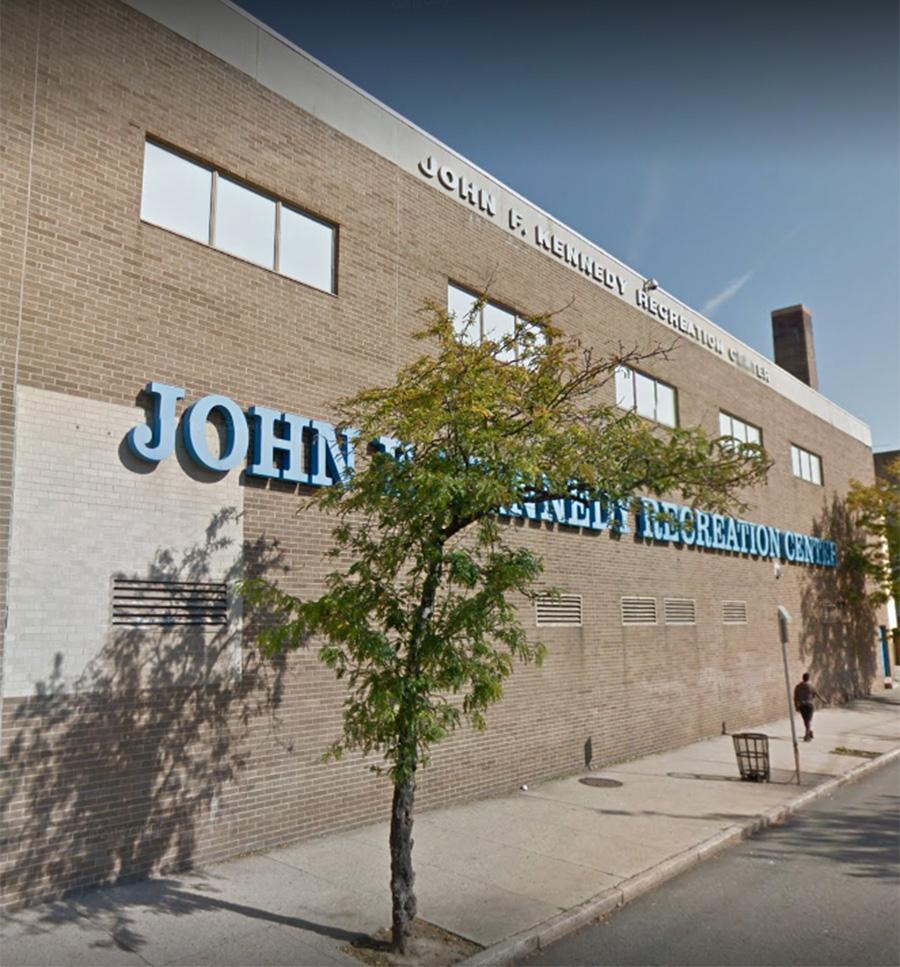 Foto11 John F. Kennedy Recreational Center Prefeitura de Newark alerta moradores para o frio