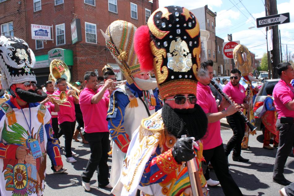 Foto22 El Carnaval de Puebla 5 de Maio é cancelado por medo de batidas do ICE
