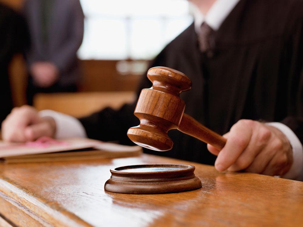 Foto25 Martelo da justica Corte de Imigração de Newark é a 6ª em acúmulos de casos