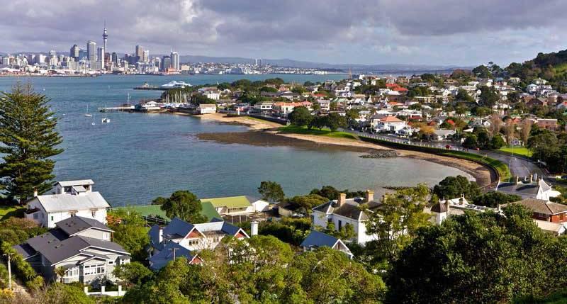 Foto28 Auckland NZ Mais americanos pedem para viver na Nova Zelândia