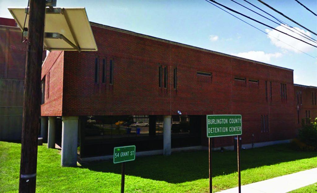 Foto34 Penitenciaria do Condado de Burlington2 1024x625 Polêmica: Prisão não acata pedido do ICE e liberta brasileiro em NJ