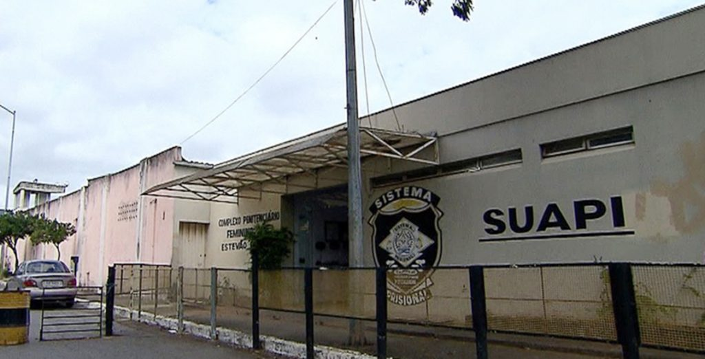Foto8 Complexo Penitenciario Feminino Estevao Pinto 1024x522 Brasileira condenada por tráfico humano é deportada e presa em BH