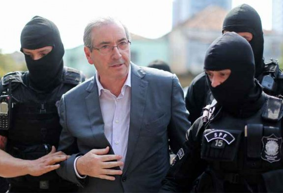 Cunha é condenado a mais de 15 anos de prisão