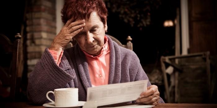 senior stress 700x350 Estresse na Terceira Idade