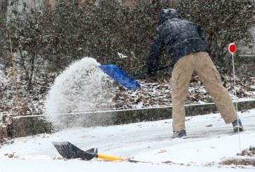 Neve poderá acumular entre 2 e 3 polegadas em NJ