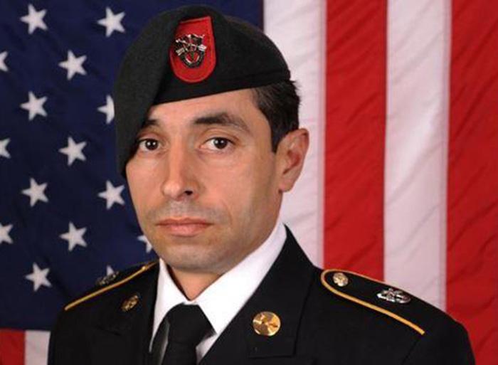 Foto15 Mark de Alencar  Sargento brasileiro morre na guerra do Afeganistão