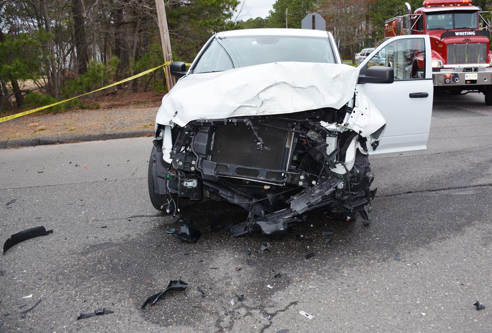 Foto16 Acidente de carro em NJ Acidente deixa 3 brasileiros feridos, um em estado grave