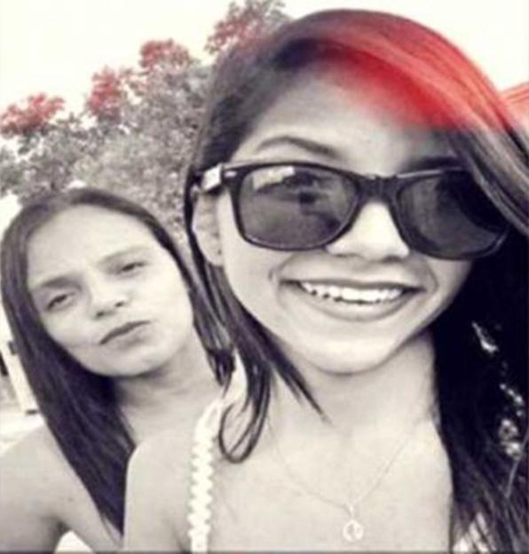 Foto4 Alexsandra Vilaca e Larissa Brasileira faz rifa para tirar filha do centro de detenção