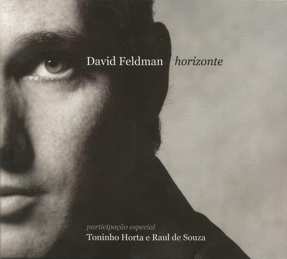 Capa CD David Feldman Horizonte Desbravando horizontes