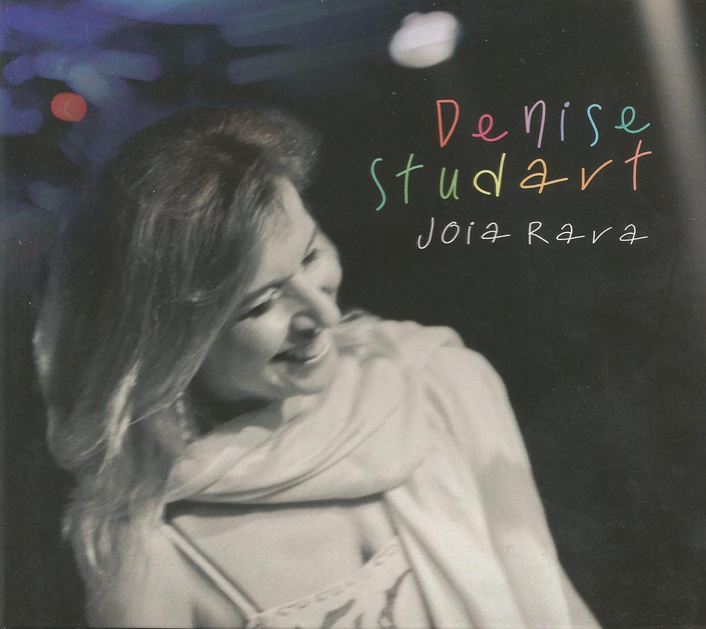 Capa CD Denise Studart Boa estreia