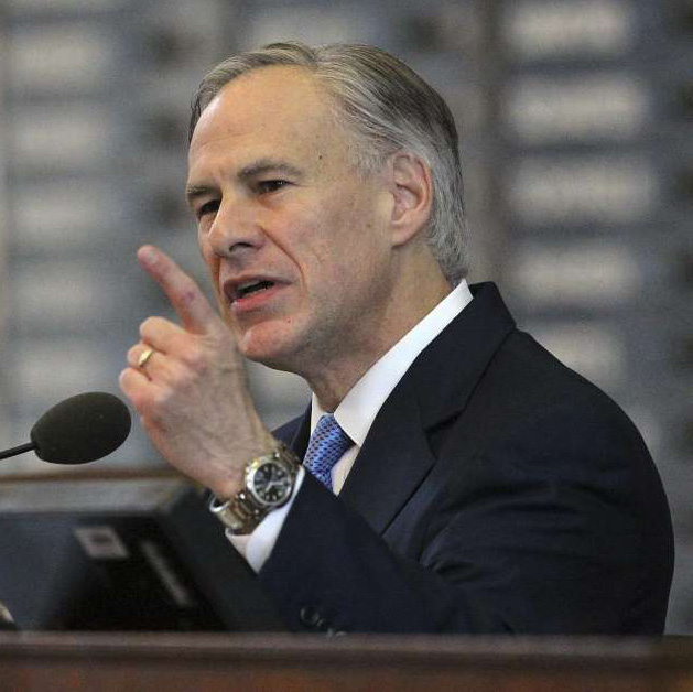 Foto10 Greg Abbott Cidade processa lei antiimigrantes no Texas