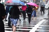 Feriado do Memorial Day será chuvoso em NJ