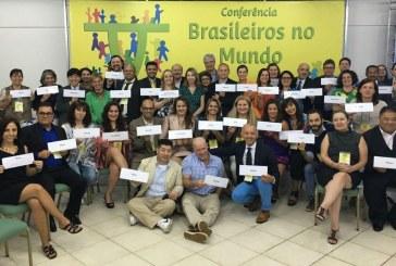 Brasileiros no mundo se reúnem para debater cidadania