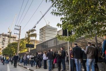 Triplica o número de vistos negados para brasileiros