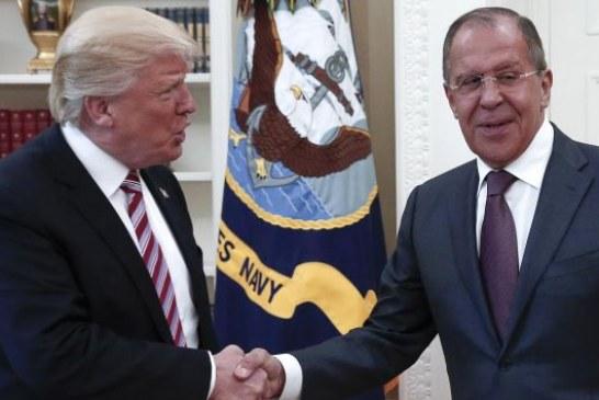 Casa Branca descarta que Trump tenha exposto segurança em diálogo com russos