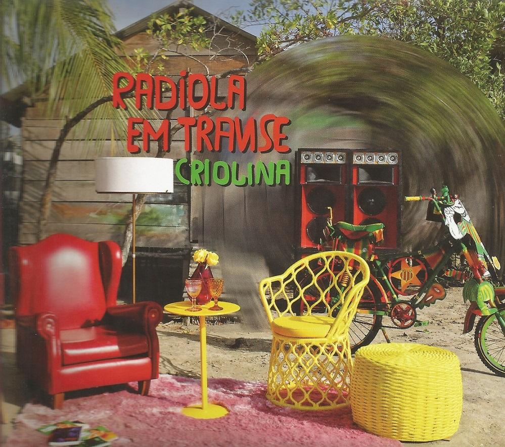 Capa CD Criolina Ale Muniz e Luciana Simoes Um CD arrebatador
