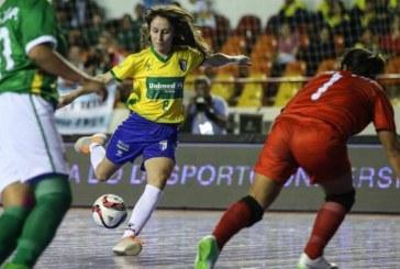 Brasileira ganha o título de melhor atleta universitária do mundo