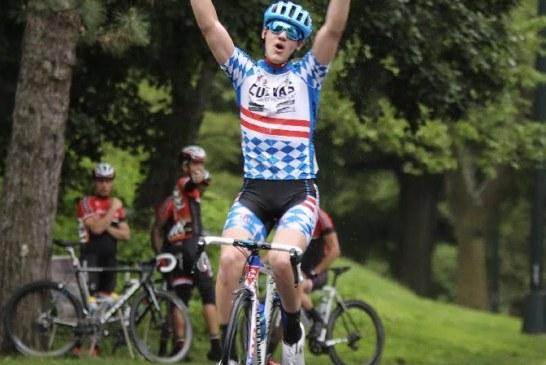 Brasileiro Gabriel Tonini vence 3 competições de ciclismo em NY