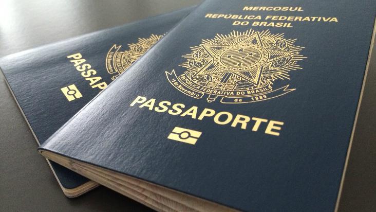 Foto10 Passaportes brasileiros Após crise, Polícia Federal volta a entregar passaportes