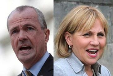Murphy lidera Guadagno na disputa para governador