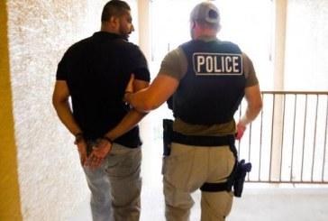 5 dos 400 presos pelo ICE eram brasileiros
