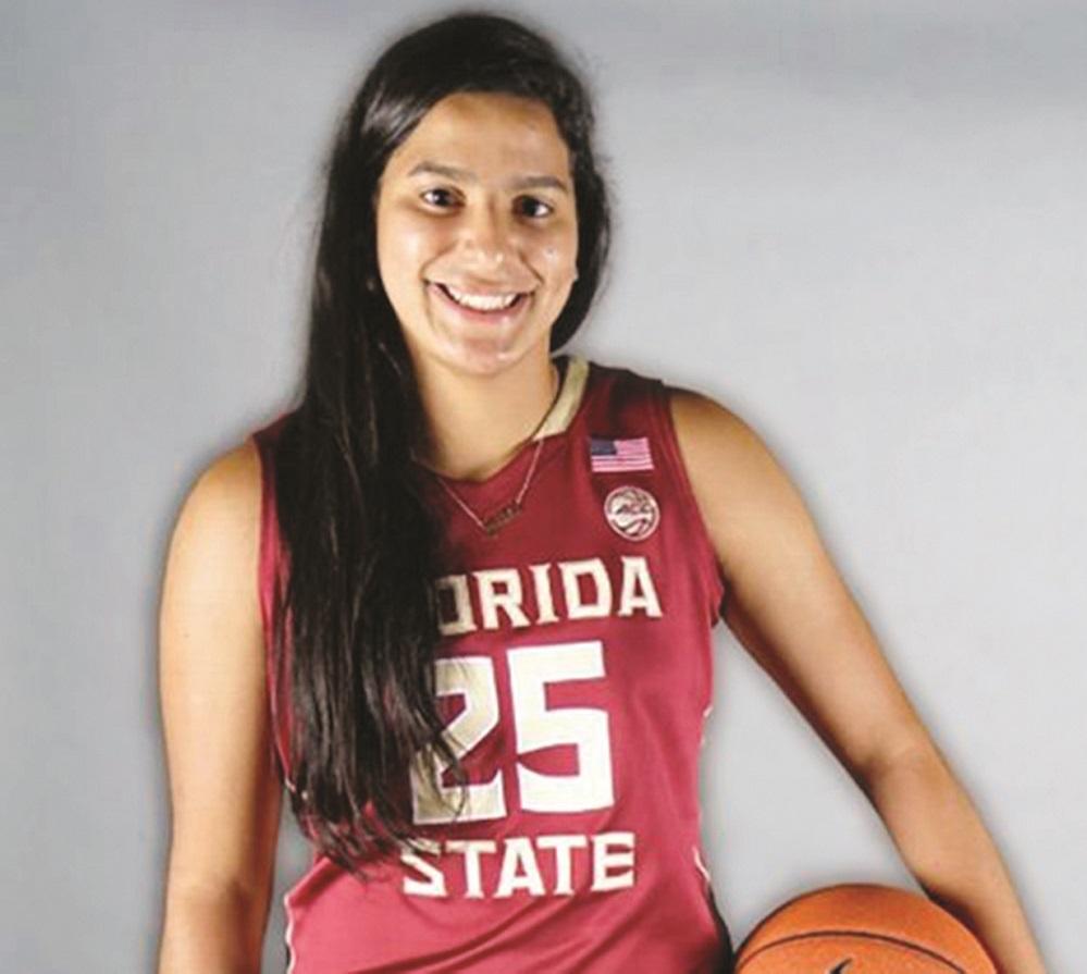 Foto25 Izabella Nicoletti 2 Brasileira do basquete é disputada por 30 universidades