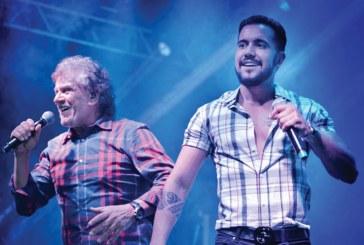 Dupla Matogrosso & Mathias faz show no Delícias de Minas