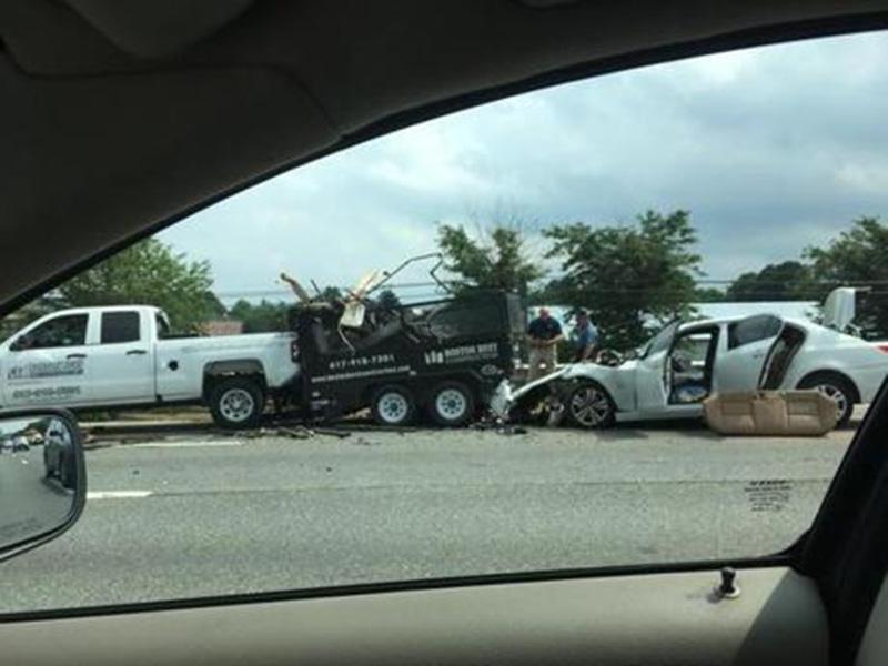 Foto9 Acidente Massachusetts Filho de brasileira morre em acidente de carro em MA