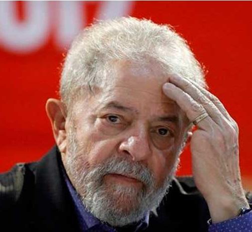 lula preso Moro condena Lula a nove anos e meio de prisão