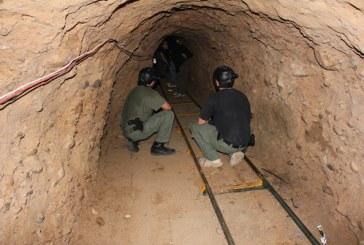 Chineses usam túneis na fronteira do México para entrar nos EUA