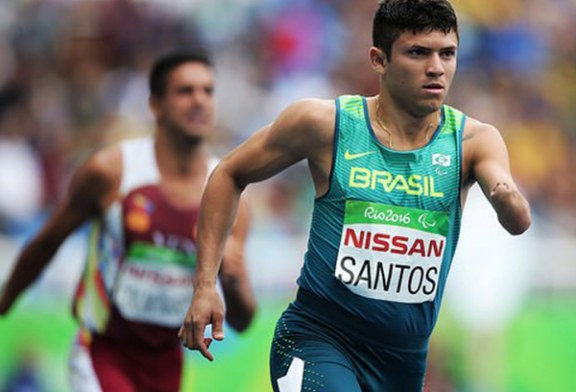Brasileiro é o melhor no Mundial de Atletismo Paralímpico