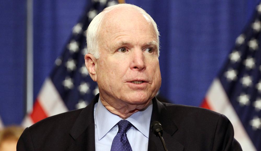 Foto25 John McCain McCain quer reavivar reforma migratória quando voltar ao Congresso