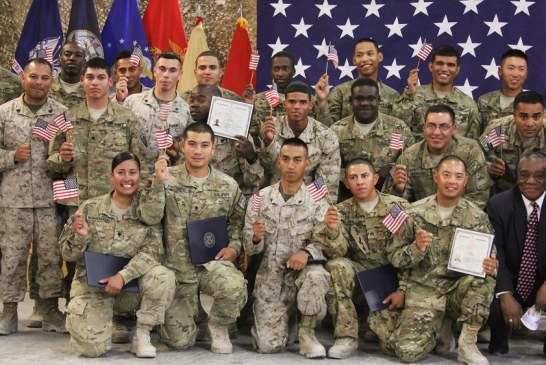 Forças Armadas cancela contratos de soldados imigrantes