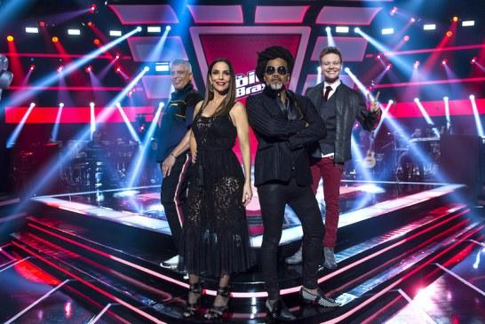 The Voice Brasil estreia no canal internacional da Globo