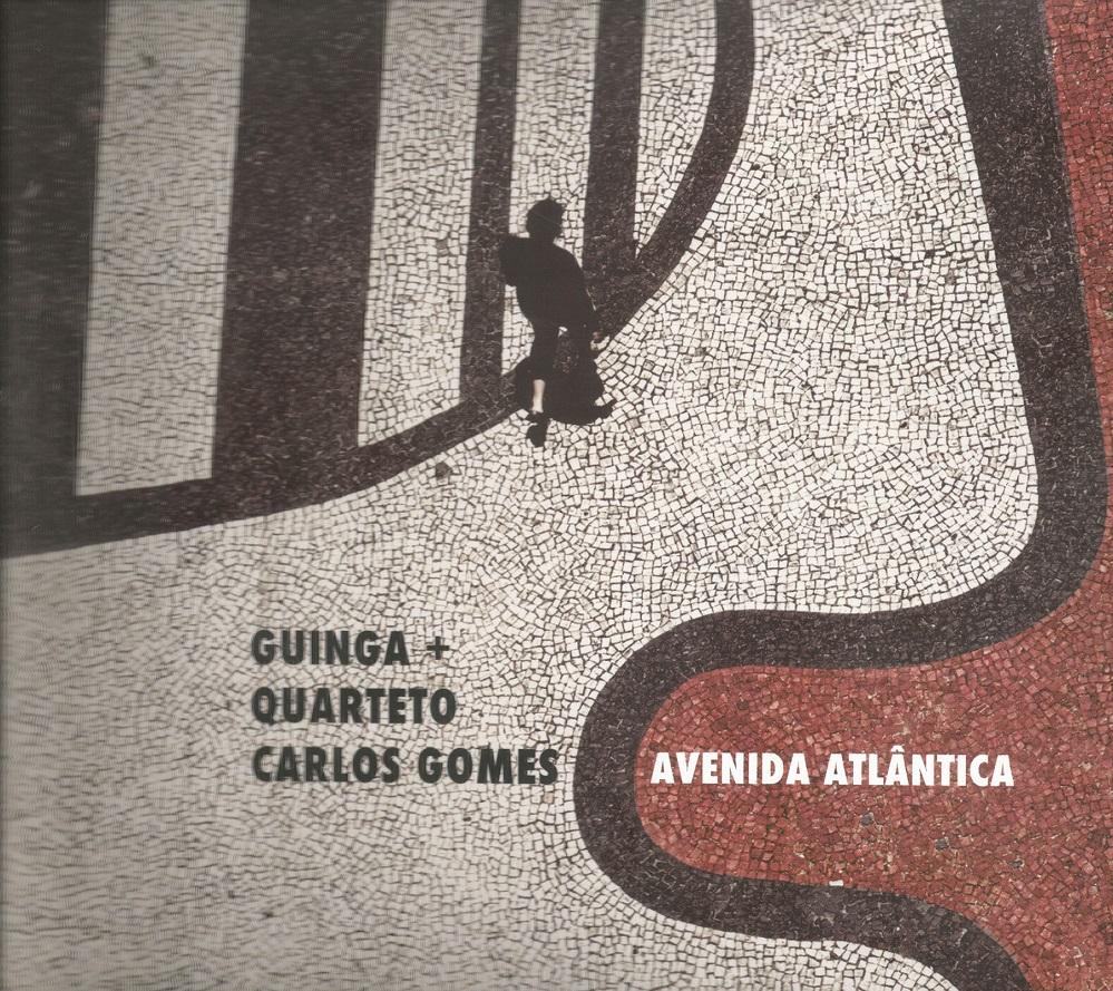 Capa CD Guinga Quarteto Carlos Gomes Gênio detalhista
