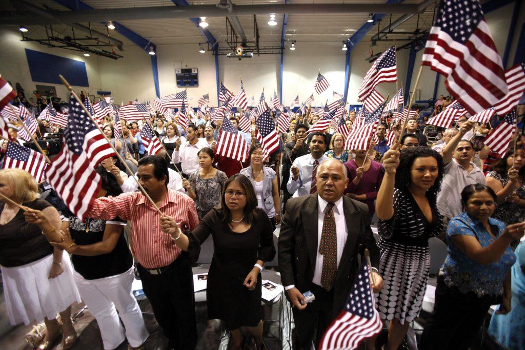 Foto21 Cerimonia de Naturalizacao 1024x683 Com temor a Trump, dispara número de aplicações para a cidadania americana