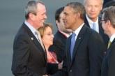 Obama faz campanha para Murphy em NJ