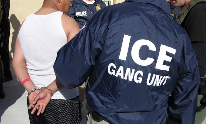 Foto7 Prisao ICE ICE tem dificuldade de justificar perseguição de Trump aos indocumentados