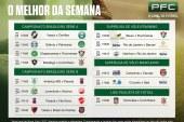Rodada com grandes jogos pelo campeonato brasileiro