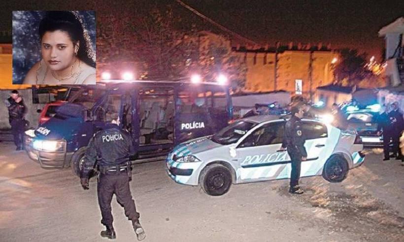 20171116121018533807i Brasileira é morta com um tiro pela polícia de Portugal