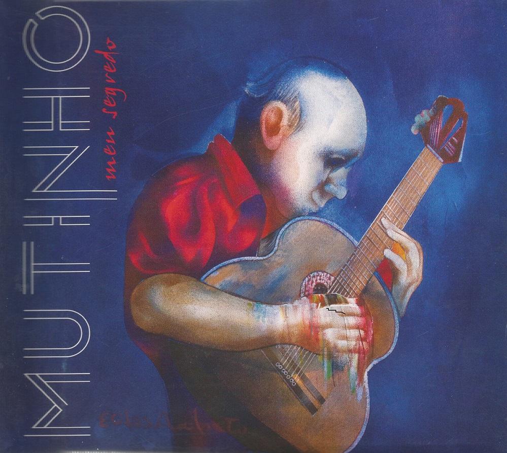 Capa CD Mutinho A música está com ele