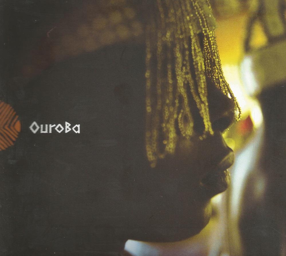 Capa CD OuroBa 2 Um trabalho soberbo