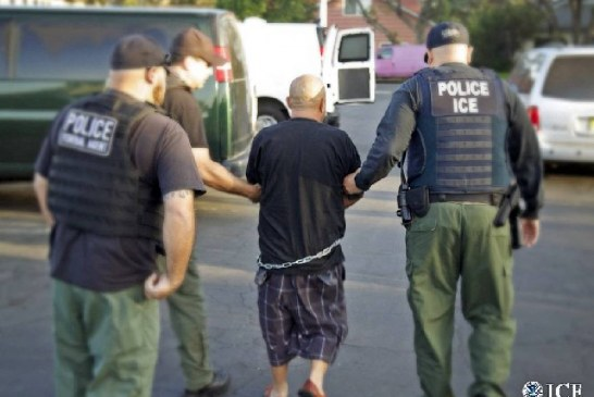 Prisões pelo ICE em tribunais disparam 900% em Nova York